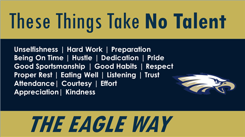The Eagle Way