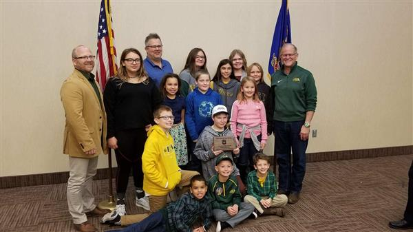 ND Forest Service Youth Plant of the Year